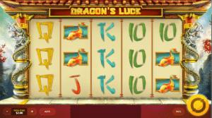 Kostenlose Spielautomat Dragons Luck Online