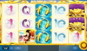 Kostenlose Spielautomat Golden Lotus Online