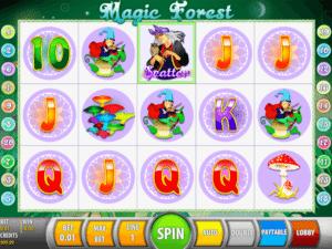 Magic Forest Spielautomat Kostenlos Spielen