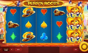 Spielautomat Puss and Boots Online Kostenlos Spielen