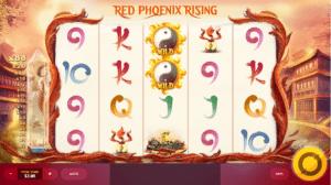 Kostenlose Spielautomat Red Phoenix Rising Online
