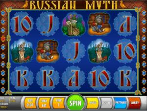 Spielautomat Russian Myth Online Kostenlos Spielen