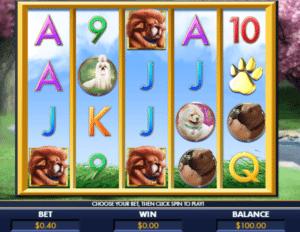 Kostenlose Spielautomat A Bark in the Park Online