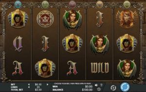 Kostenlose Spielautomat Game of Swords Online