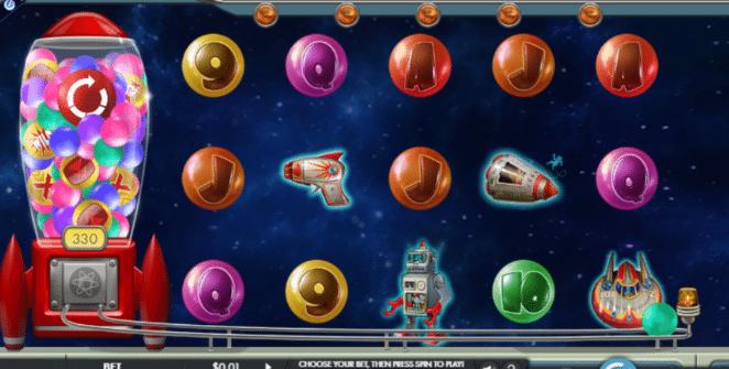 Gumball Blaster Spielautomat Kostenlos Spielen