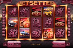 Kostenlose Spielautomat Jetsetter Online