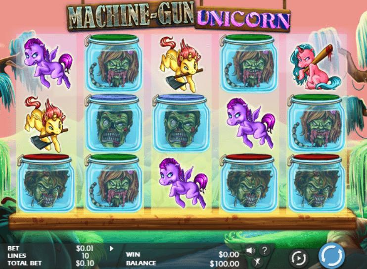 machine gun unicorn casino