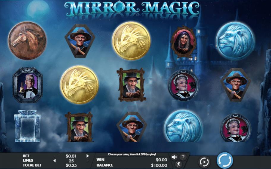 Magic mirror 2 online casino