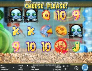 Spielautomat More Cheese Please Online Kostenlos Spielen