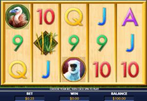 Kostenlose Spielautomat Red Panda Paradise Online
