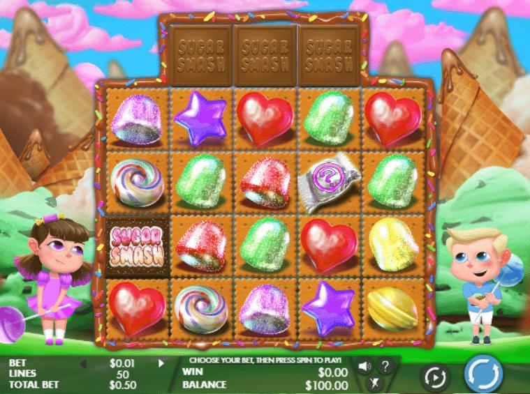sugar smash kostenlos spielen