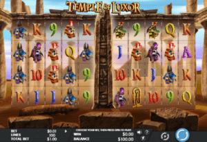 Kostenlose Spielautomat Temple of Luxor Online