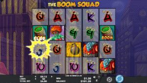 The Boom Squad Spielautomat Kostenlos Spielen