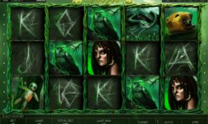 Kostenlose Spielautomat Voodoo Online