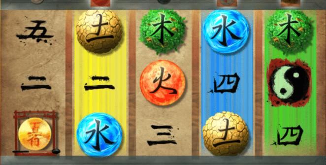 Spielautomat Wu Xing Online Kostenlos Spielen