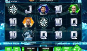 Kostenlose Spielautomat Darts Heroes Online