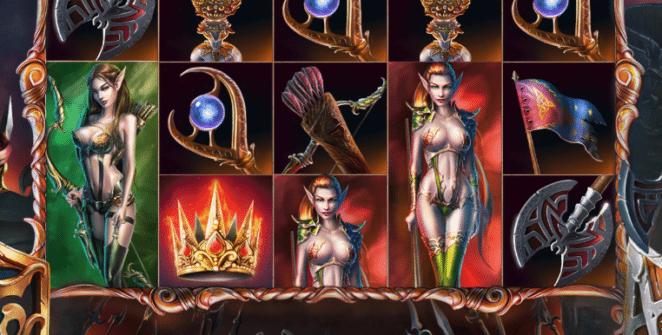 Spielautomat Elven Princesses Online Kostenlos Spielen