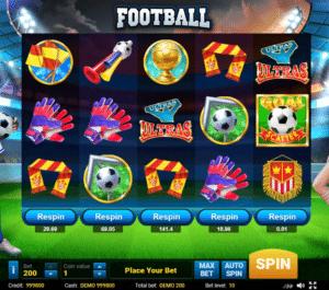 Casino Spiele Football Evoplay Online Kostenlos Spielen