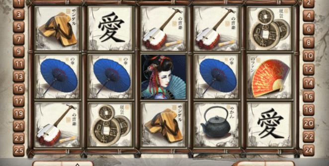 Geisha Spielautomat Kostenlos Spielen