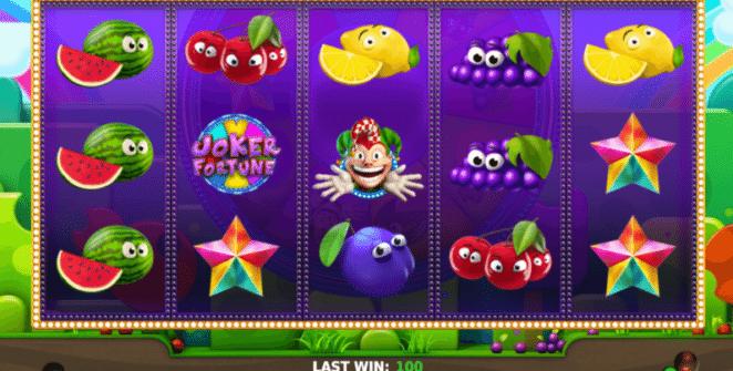 Joker Fortune Spielautomat Kostenlos Spielen