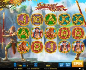Spielautomat Journey To The West Online Kostenlos Spielen