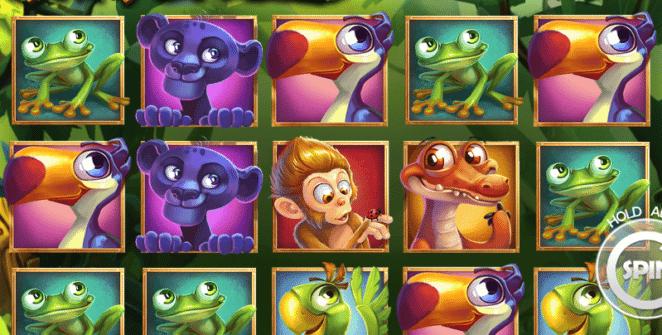 Jr. Jungle Spielautomat Kostenlos Spielen