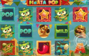 Kostenlose Spielautomat Piňata Pop Online