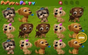 Puppy Party Spielautomat Kostenlos Spielen