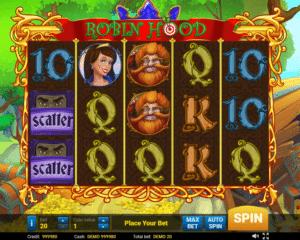 Robin Hood Evoplay Spielautomat Kostenlos Spielen