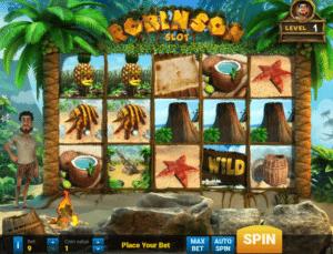 Kostenlose Spielautomat Robinson Online