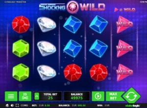 Kostenlose Spielautomat Shocking Wild Online