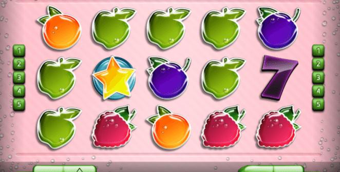 Kostenlose Spielautomat Sparkling Fresh Online