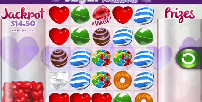 Sugar Kisses Spielautomat Kostenlos Spielen