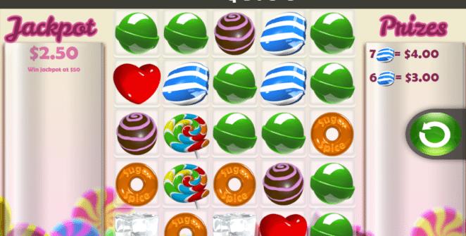 Kostenlose Spielautomat Sugar and Ice Online
