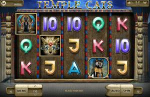 Spielautomat Temple Cats Online Kostenlos Spielen