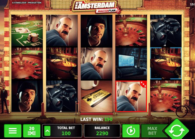 Spielautomat The Amsterdam Masterplan Online Kostenlos Spielen