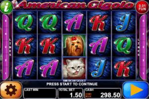 Kostenlose Spielautomat American Gigolo Online