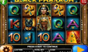 Spielautomat Black Pharaoh Online Kostenlos Spielen