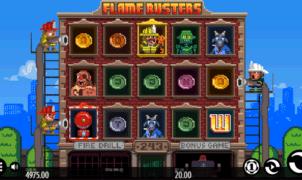 Flame Busters Spielautomat Kostenlos Spielen