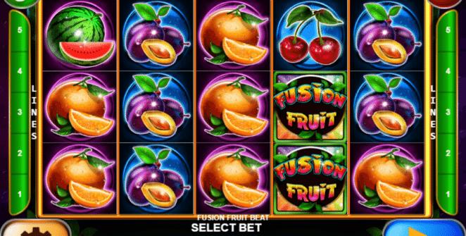 Spielautomat Fusion Fruit Beat Online Kostenlos Spielen