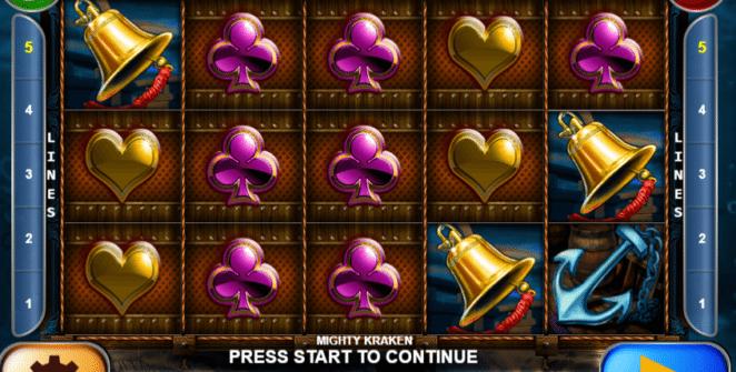 Spielautomat Mighty Kraken Online Kostenlos Spielen