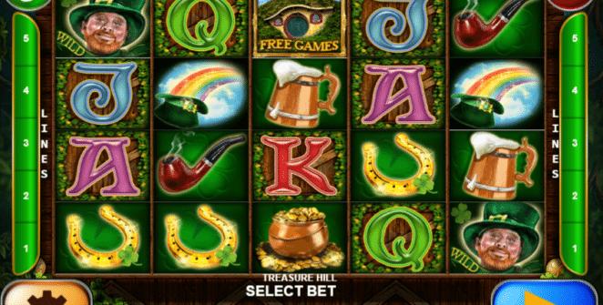 Treasure Hill Spielautomat Kostenlos Spielen