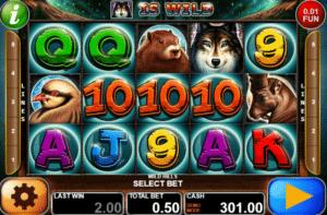 Kostenlose Spielautomat Wild Hills Online
