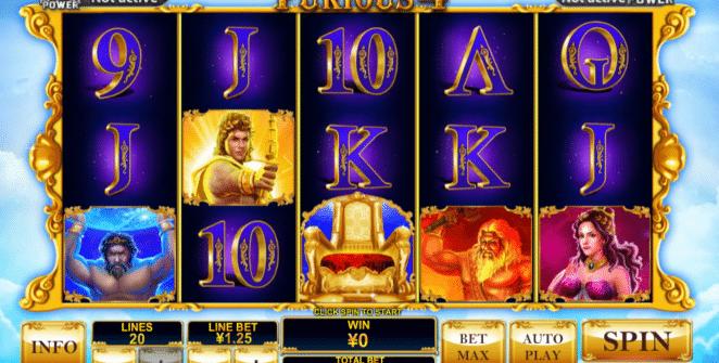Spielautomat Age of Gods Furious 4 Online Kostenlos Spielen