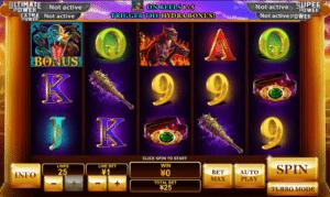 Age of Gods Prince of Olympus Spielautomat Kostenlos Spielen