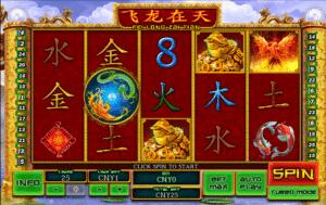 Fei Long Zai Tain Spielautomat Kostenlos Spielen