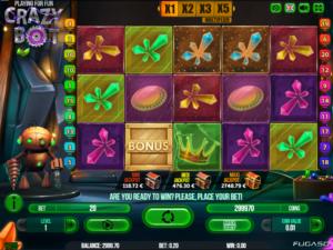 Casino Spiele Crazy Bot Online Kostenlos Spielen