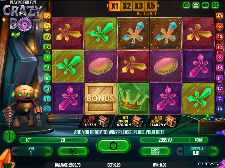 10 top online casinos