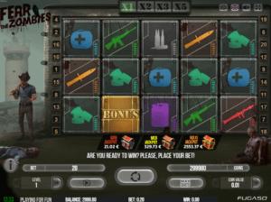 Kostenlose Spielautomat Fear The Zombies Online