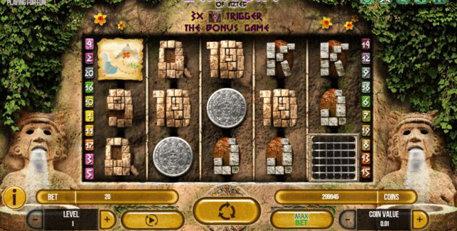 Gemstone of Aztec Spielautomat Kostenlos Spielen